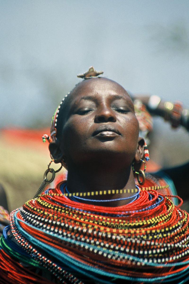 Femme Samburu